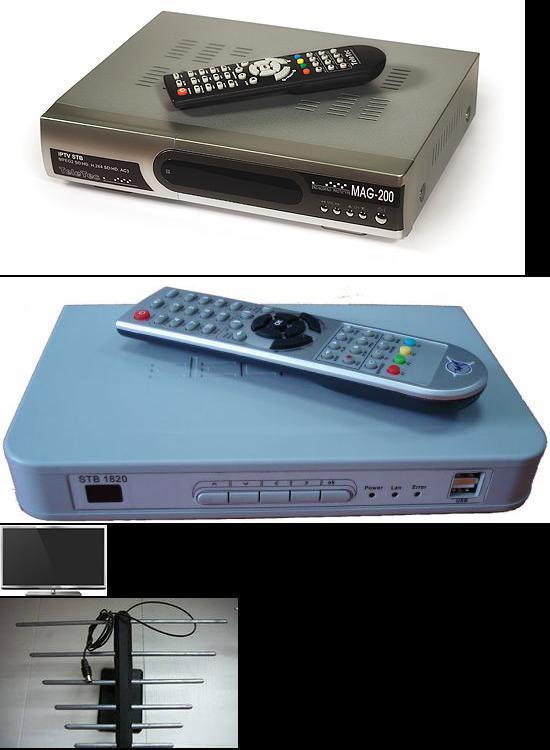 Приставки для цифрового телевидения и